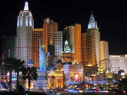 Direct Flights to Las Vegas, USA