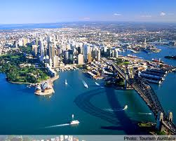 Direct Flights to Australia