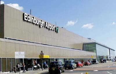 Car Service From Glasgow Airport To Edinburgh