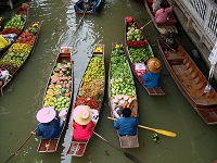 Direct Flights to Bangkok, Thailand