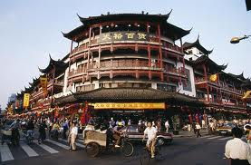 Direct Flights to Shanghai, China