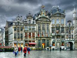 Direct Flights to Brussels, Belgium