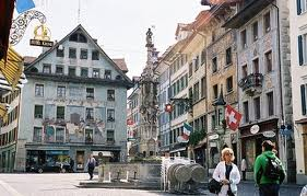 Direct Flights to Zurich, Switzerland