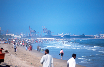 Top attractions of Chennai